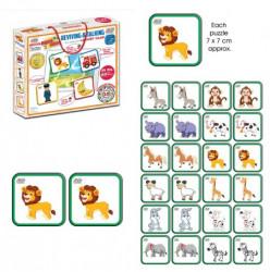 Akar Igra memorije životinje Jagu ( 390139 )