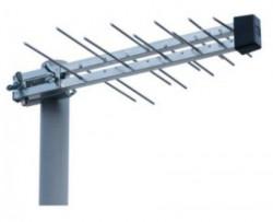 Antena M2000 midi Spoljna 20-30db, loga, 44cm, UHF/VHF/DVB-T2 (296)