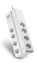 APC PM8-GR Basic Surge Arrest 8 utičnica razvodnik sa zaštitom i kablom 1.8 m ( 0342078 )