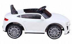 Automobil 255 Sa daljinskim upravljanjem za decu 2x35W - Beli