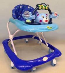 Baby Land Dubak-šetalica BW08 plavi