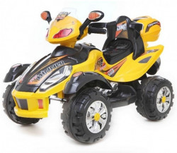 Bagi 115 Quad Motor za decu na akumulator - Žuti
