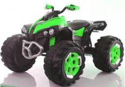 Bagi Quad 119 na akumulator sa daljinskim upravljanjem - Zeleni