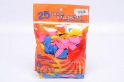 Baloni 25pcs 15x14x05cm ( 737031 )