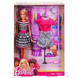 Barbie lutka I fashion set FFF59 ( 19868 )