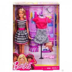 Barbie lutka I fashion set FFF59 ( 19868 )