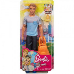 Barbie travel - ken u setu ( MAFWV15 )