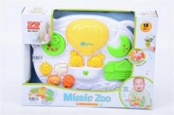 Bebi organa Music Zoo 30x22x6 ( 098837 )