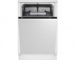 Beko DIS 28020 10kom ugradna mašina za pranje sudova