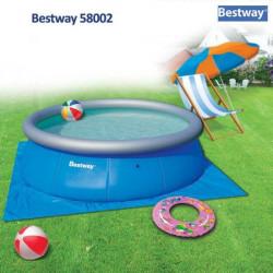 Bestway 58002 Prostirka za bazen 396x396cm