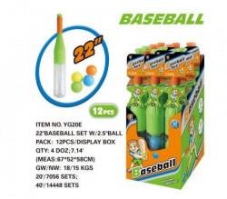 Bezbol set 55x8x8 ( 433448 )