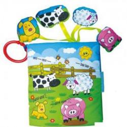 Biba toys mekana zvučna knjiga-farma ( A014006 )