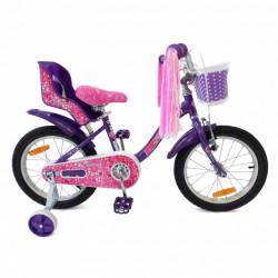 "Bicikl 16"" za decu model TS-16 - Ljubičasta"
