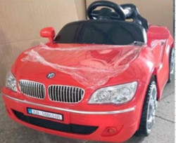 BMW MB654R Auto na akumulator za decu R/C - Crveni ( 432247 )