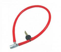 Brava na ključ sajla crvena 8x600 mm ( 040006 )