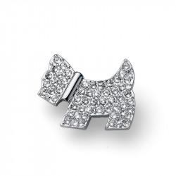Broš Sa Swarovski Kristalom Oliver Weber Doggy Crystal