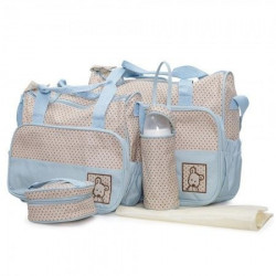 Cangaroo Torba za pribor Stella blue color ( CAN0248B )