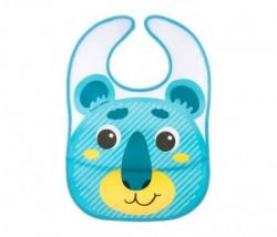 Canpol babies portikla sa dzepom hello little turquoise 9/232 ( 9/232_tur )