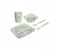Canpol babies set za hranjenje 5 delova 9/213 - lama ( 9/213 )