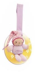 Chicco muzička lampa uspavani mesec roze ( A016547 )