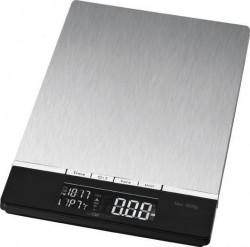 Clatronic KW 3416 kuhinjska vaga 5kg LCD display stainless steel