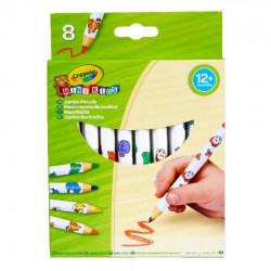 Crayola dzambo olovke 8 kom drvena bojica ( GAP256248 )