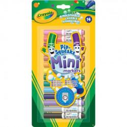 Crayola mini mini perivi markeri 14 kom ( GA256654 )