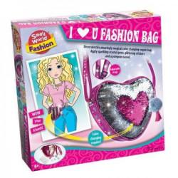 Creative Toys Kreiraj modnu torbicu Love CT 1176 ( 21082 )