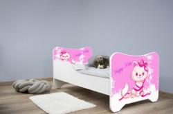 Dečiji krevet 140x70 cm happy kitty HAPPY KITTY ( 7535 )