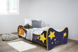 Dečiji krevet 160x80 cm (T1 160) TEDDY ( 7474 )