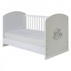 Dečiji krevetić maxi beli ( 093 )