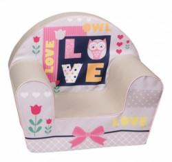 DeltaTrade fotelja stolica dt18 19113 sova love ( 452.189119 )