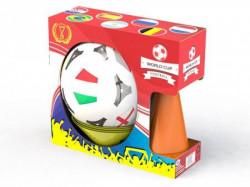Dema-stil lopta world cup sa čunjevima ( DS09338 )