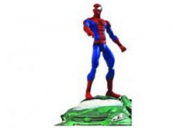 Diamond Direct Marvel Select Spiderman Action Figure