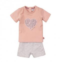 Dirkje komplet (majica, šorts), devojčice ( A047330-74 )