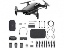 DJI MAVIC AIR Fly More Combo (EU) Onyx Black ( B201908076839 )