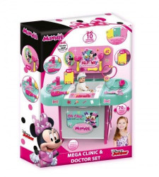 Doktor set Minnie Mouse 04/8482