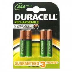 Duracell R3 750mAh stay charged ( 492 )