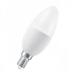 Ecolight industrial led sijalicaE14/6W/3.000K/460LM/CANDLE-MAT/25.000H/230V/SMART ( E146FW/Z )