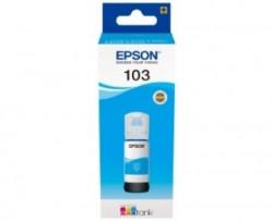Epson 103 EcoTank cyan kertridž