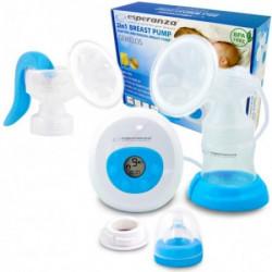 Esperanza ecm003b pumpa za dojku 2 u 1 ručna/el