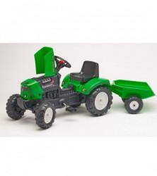 Falk Toys Traktor na pedale sa prikolicom 2031a