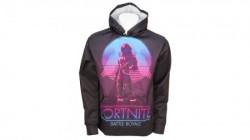 Fortnite Hoodie 01 - Black Size XL ( 033453 )