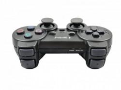 Gembird JPD-THRILLERSHOCK 3 bezicni gamepad sa dvostrukom vibracijom, PS2 / PS3 / PC (719)