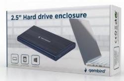 """Gembird USB 2.0 externo kuciste za 2.5"""" SATA hard diskove EE2-U2S-5"""