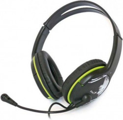 Genius HS-400A zelene slušalice sa mikrofonom