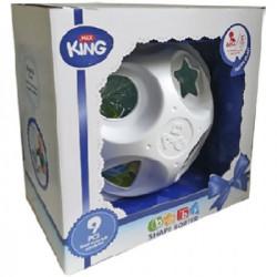GT-baby lopta umetaljka plava 32050B ( 21167 )