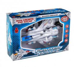 Hk Mini igračka borbeni avion na baterije ( A013850 )