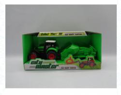 HK Mini igračka traktor sa priključcima ( A017671 )