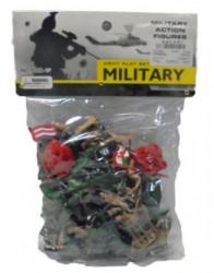 Hk Mini igračka vojnici u kesi, mali ( A015025 )